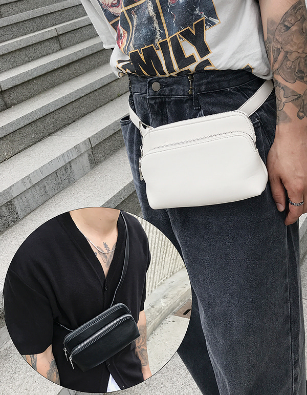 No.8129 belt & minimal BAG